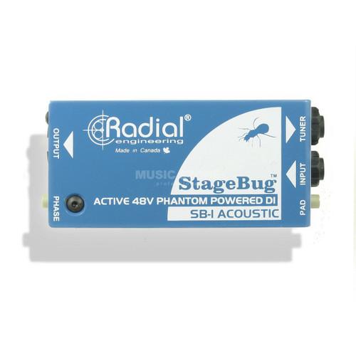 Radial SB1R DI for Acoustic Guitar/Bass