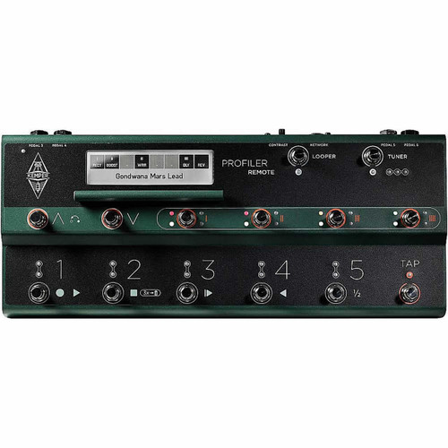 Remote for the KEMPER PRR Profiler Non Power Rack  - TOP