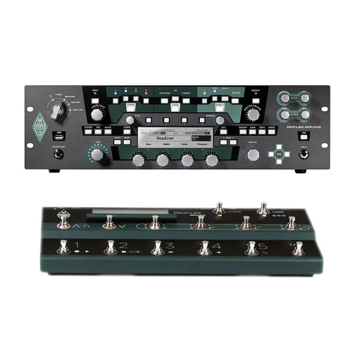 KEMPER Profiler PowerRack with Remote