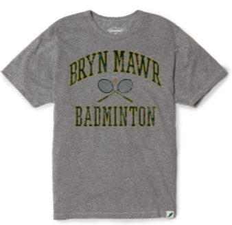 ADULT Badminton T Shirt