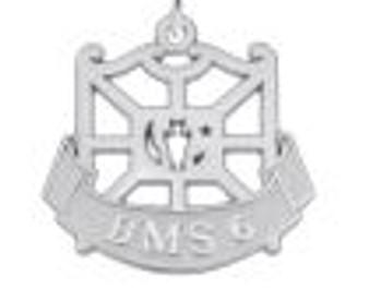 Charm BMS 6 (Owl Gate)