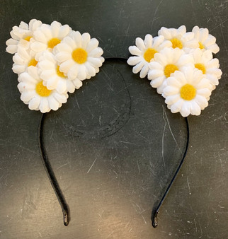 Daisy Ears Headband