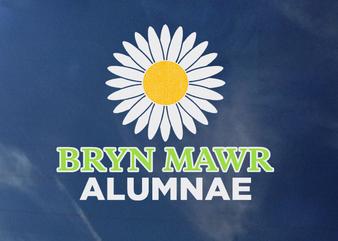Decal Daisy Bryn Mawr Alumnae