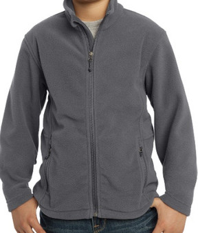Fleece Uniform Full-Zip