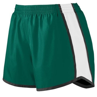 Gym Shorts Mesh Trim Uniform