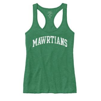 Tank Mawrtians Green Women's