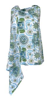 KAELI SMITH for BRYN MAWR Jersey Wrap