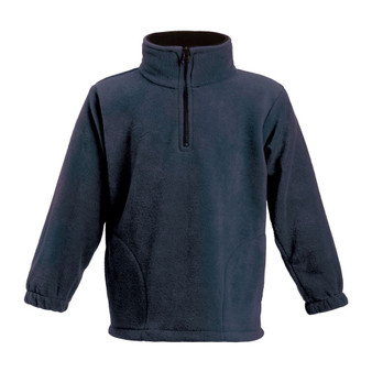 ADULT Fleece Jacket Uniform Landway 1/4 Zip