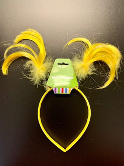 Yellow Spirit Headboppers