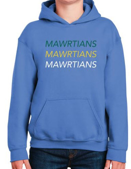 YOUTH Hoodie Mawrtians, Mawrtians, Mawrtians