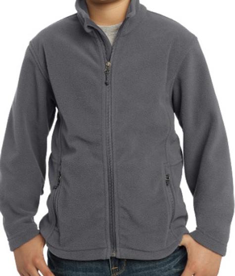 Fleece Uniform Full-Zip