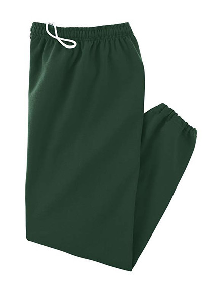 Sweatpants Green Uniform