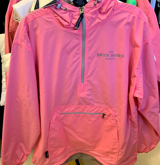Women's Pink Anorak Chatham LARGE ONLY