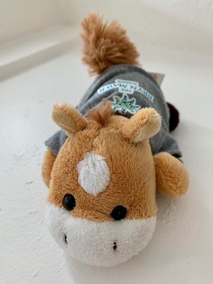 Horse Chublet Gray Mosaic Shirt