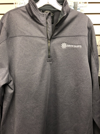 Fleece Mosaic Uniform 1/4 Zip Charles River
