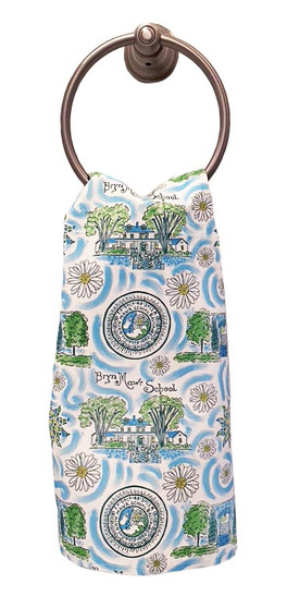 KAELI SMITH for BRYN MAWR Tea Towel