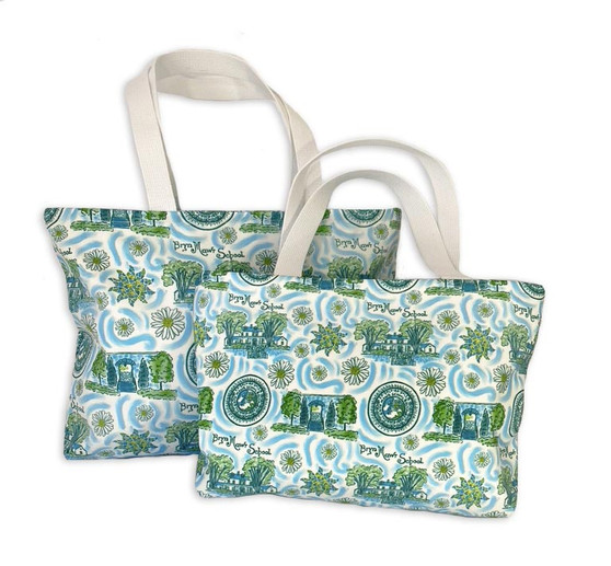 KAELI SMITH for BRYN MAWR Tote Bag