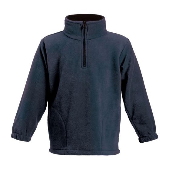 YOUTH Fleece Jacket Uniform Landway 1/4 Zip