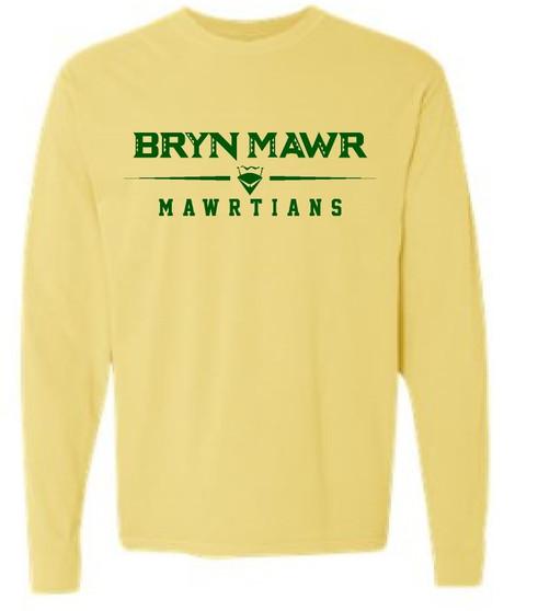 Long Sleeve T Shirt BRYN MAWR MAWRTIANS
