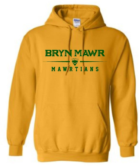 Hoodie BRYN MAWR MAWRTIANS