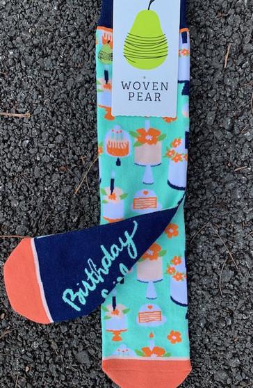 "Socks ""BIRTHDAY GIRL"""