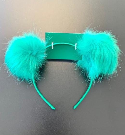Headboppers Green Puffballs
