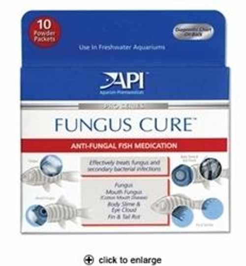 API Fungus Care Powder Packets