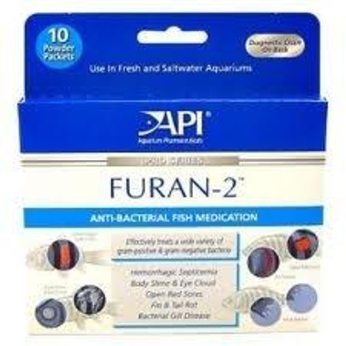 API Furan-2 Powder Packets