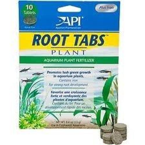 API Root Tabs 10 CT