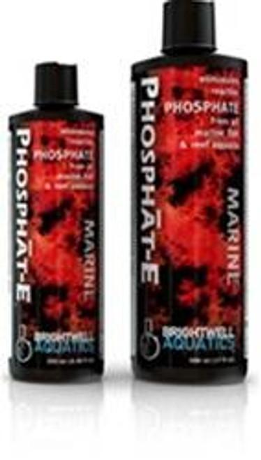 Brightwell Phosphat-E Liquid Phosphate Remover for all Marine Aquaria 2 Liter