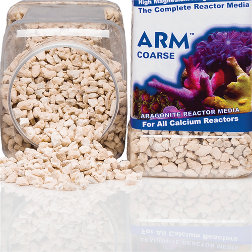 Caribsea ARM Calcium Reactor Media Coarse 1 Gallon
