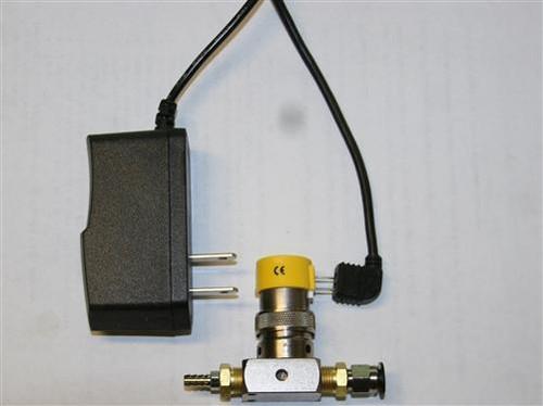 Clippard Solenoid Valve (low voltage-no heat)