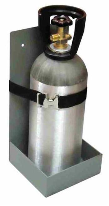 co2 cylinder holder mount