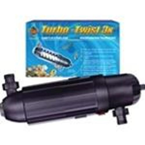 Coralife Turbo Twist UV Sterilizer (New Version) & Replacement lamps