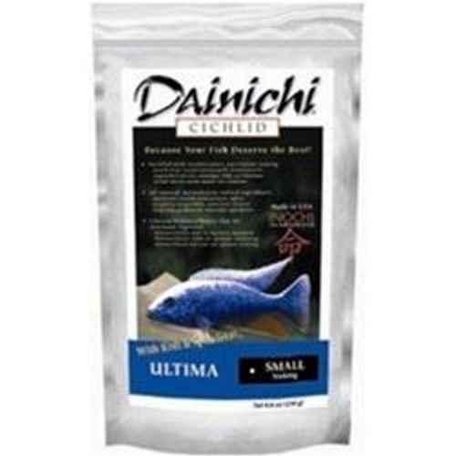 Dainichi Cichlid Ultima Krill Sinking Small Pellet Food 8.8 oz