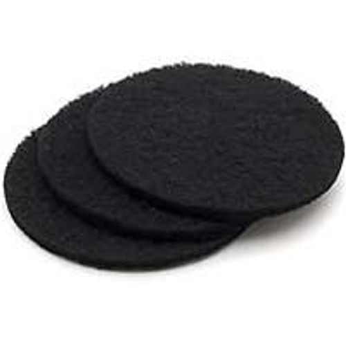 EHEIM FILTER PADS WITH ACTIVATED CARBON
