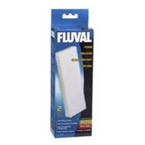 Fluval Filter Foam Block 204, 205, 304 & 305 2 Pack