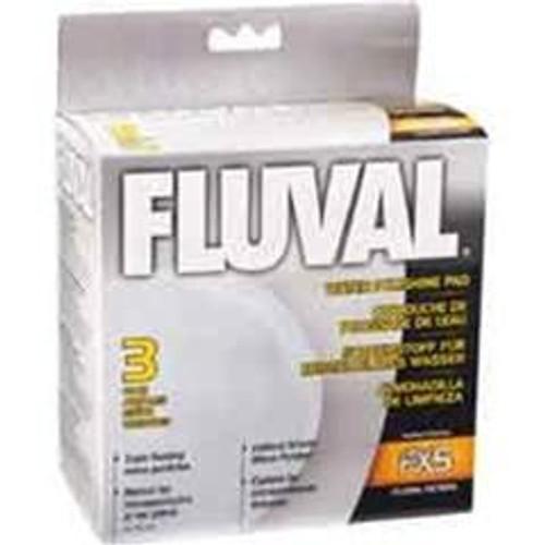 Fluval FX5 Fine Filter Pad 3 Pack