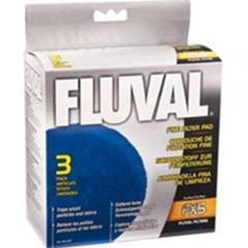 Fluval FX5 Polishing Pad 3 Pack