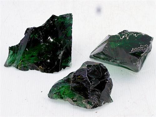 Green Glass Rock (per Pound)