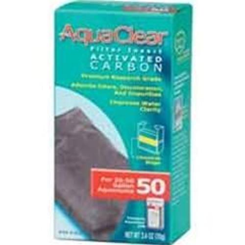 Hagen AquaClear 50 Carbon 3 Pack