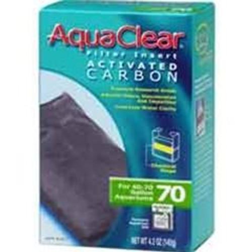 Hagen AquaClear 70 Carbon 3 Pack