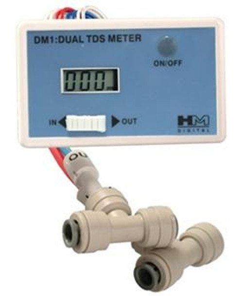Inline Dual TDS Monitor