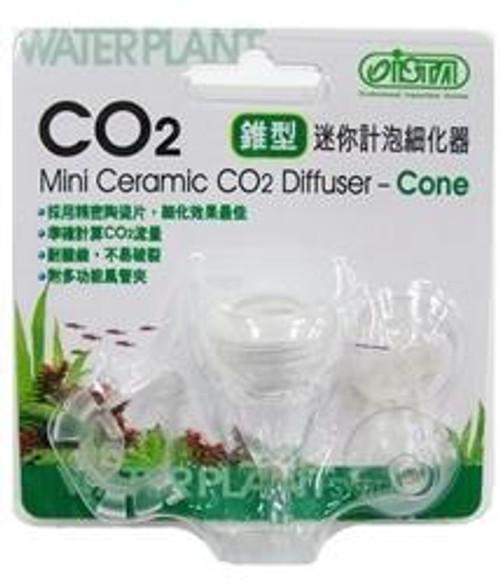 Ista Mini Ceramic Co2 Diffuser-Cone