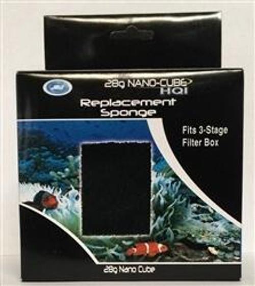 JBJ Replacement Filter Sponge for 28g, 20rl, 30rl, and 45rl