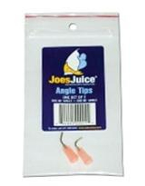Joes Juice Angled Tips for Applicator (2 pack)
