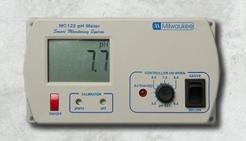 Milwaukee pH Monitor MC 120