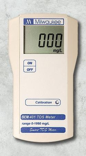 Milwaukee TDS-PPM Meter