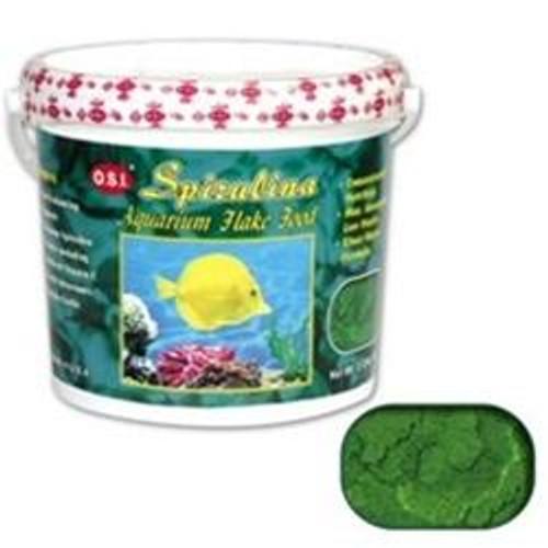 OSI Spirulina Flake Food 2.2 LB.