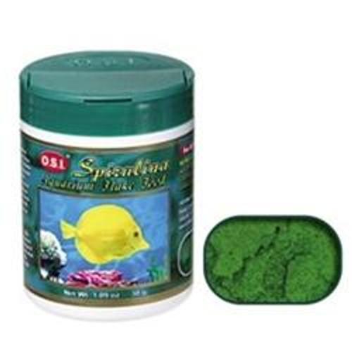 OSI Spirulina Flake Food 30 gram